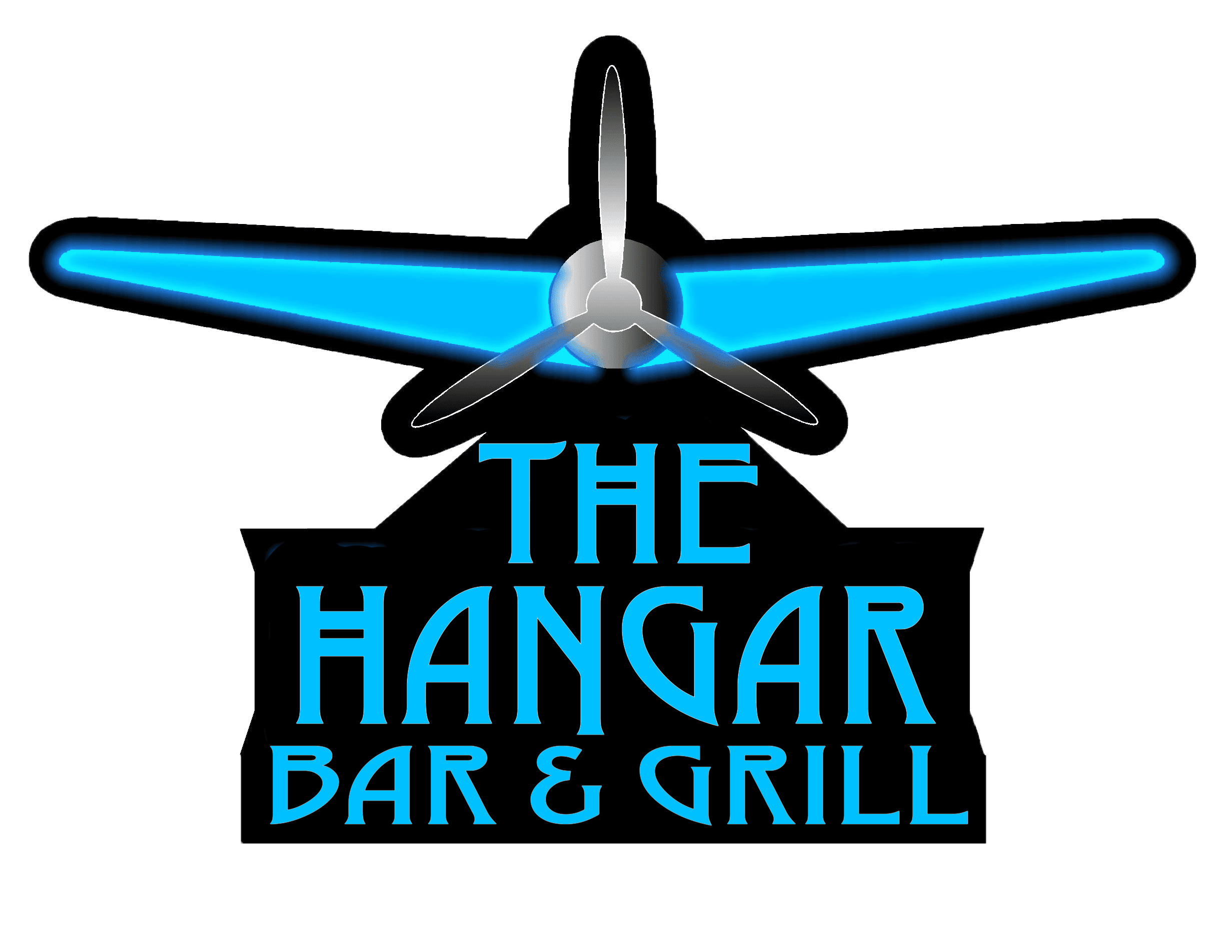 the hangar logo
